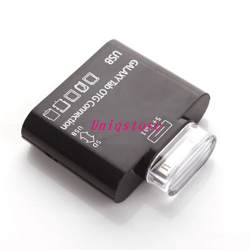 5in1 Connection Kit Usb Sd Tf Card Reader For Samsung Galaxy Tab P7510 P7300 Picture