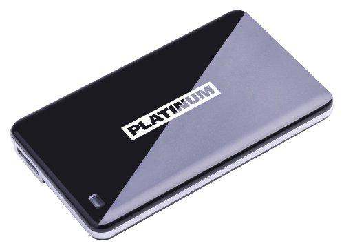 Platinum MyDrive ProStore XS Flashspeicher 128GB (4,6 cm (1,8 Zoll), USB 3.0) schwarz