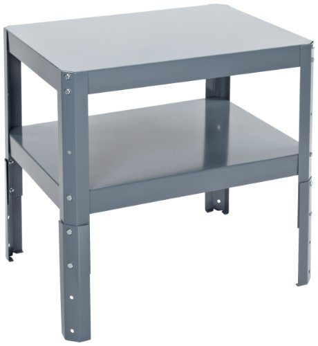 Workbenches edsal wt182418 industrial gray 16 gauge steel for Table width not working