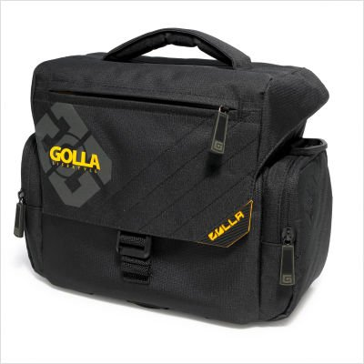 Pro Large Camera Bag in Black