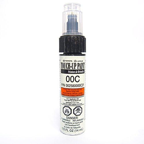 genuine-toyota-00258-0000c-21-clear-coat-touch-up-paint-pen-44-fl-oz-13-ml