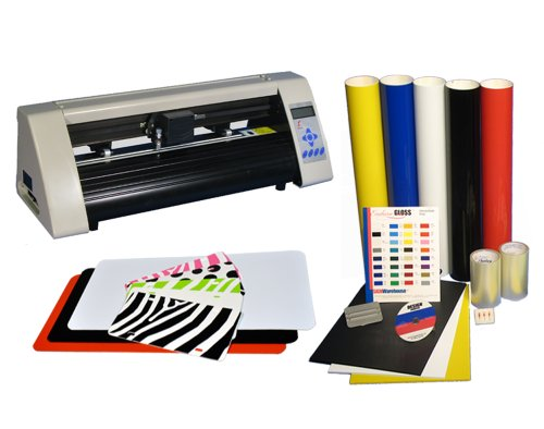 Sign Warehouse Vinyl Express® Cutter R19 Bundle w/ VE LXi Apprentice Software for Sign Making Hobby Craft (Ve Lxi Software compare prices)