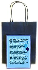 30TH BIRTHDAY SURVIVAL KIT