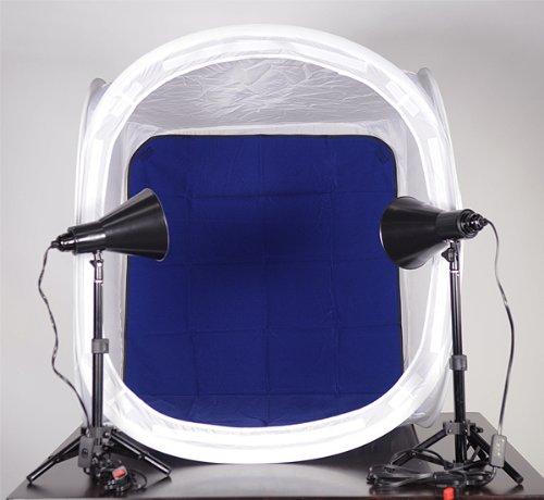 30 Light Tent Kit Table Top Photography Lighting Kit