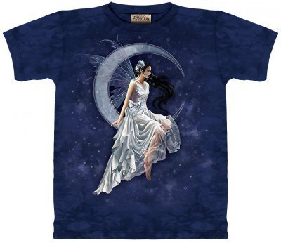 The Mountain Frost Moon Fairy Fantasy Tee T-Shirt Adult Xxl front-442841