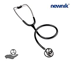 Newnik ST309 Stethoscope (Black)