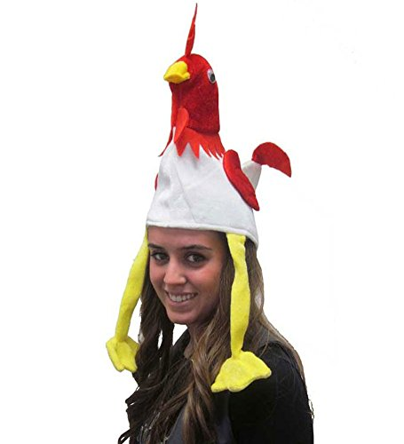 Rooster Hat - Cute Funny Rooster Hat For Costume