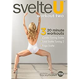 Tracey Mallett-Svelte U Workout Two
