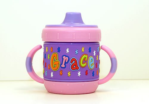 Personalized Sippy Cup: Grace front-440330