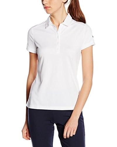 Nike Poloshirt W Nk Dry Ss gelb