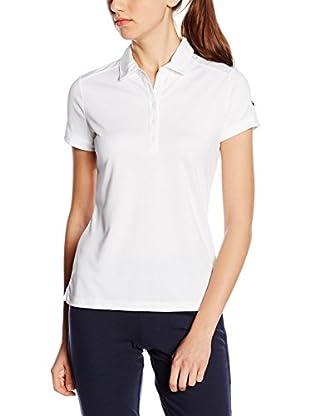 Nike Polo W Nk Dry Ss (Blanco)