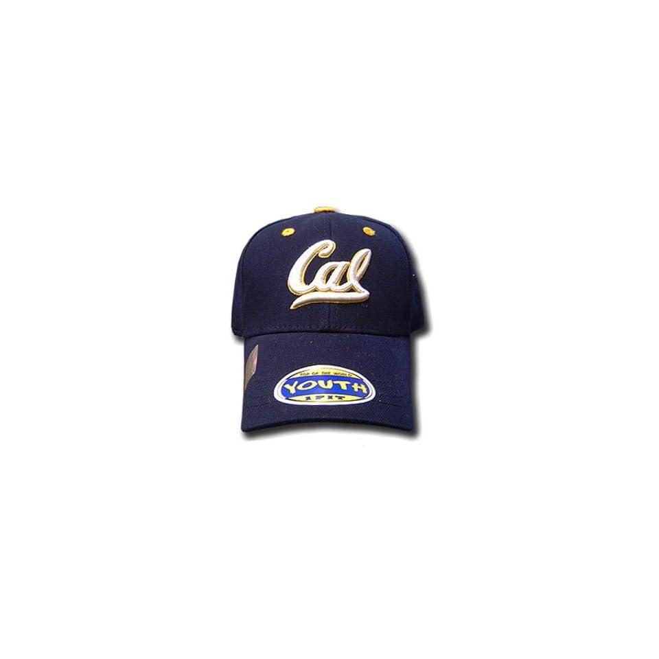NCAA CALIFORNIA GOLDEN BEAR BLUE CAL YOUTH KIDS CAP HAT