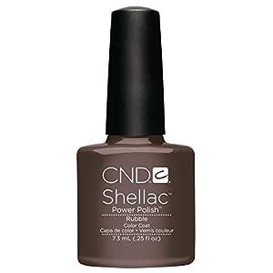 CND Shellac Nail Polish, Rubble, 0.25 fl. oz.