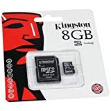 41xYjTcGN4L. SL160  TransFlash Micro SD 8GB + Adapter Kingston fr E Plus PDA4 IV lutea Reviews