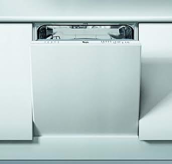 whirlpool adg9624fd lave vaisselle tout int grable 46db 12l demi charge tiroir couverts classe. Black Bedroom Furniture Sets. Home Design Ideas