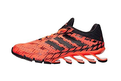 mens adidas springblade ignite orange