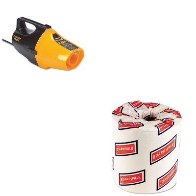 Kitbwk6180Sho9991910 - Value Kit - Shopvac Hippo Handheld Vac (Sho9991910) And White 2-Ply Toilet Tissue, 4.5Quot; X 3Quot; Sheet Size (Bwk6180) front-461376