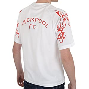 Liverpool Football Club Mens Warrior Training T Shirt - White - L from Warrior