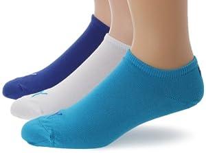 PUMA Herren Sneaker Socken Invisible 3P, Hawaiian Ocean, 43/46, 251025