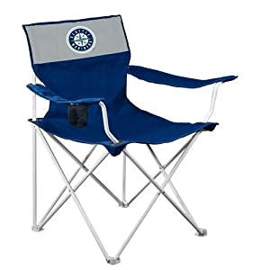 MLB Seattle Mariners Canvas Chair by Logo