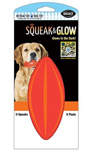 Artikelbild: Lebon 1961 Squeak und Glow Rocket