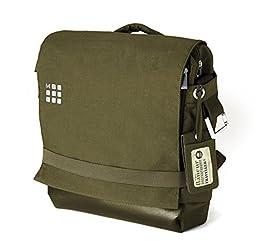 Moleskine myCloud Backpack - Moss Green