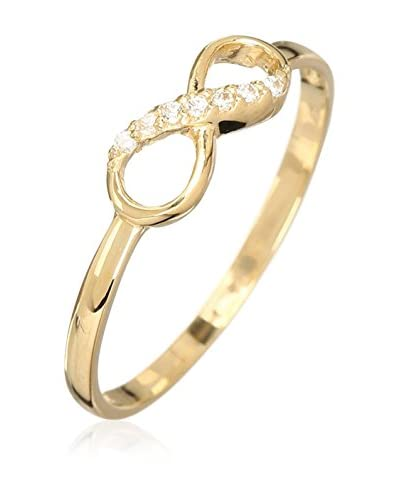 OR BY DIAMANTA Anello Infinity  [Oro Giallo]