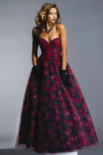 Prom Dresses - purple Prom Dresses