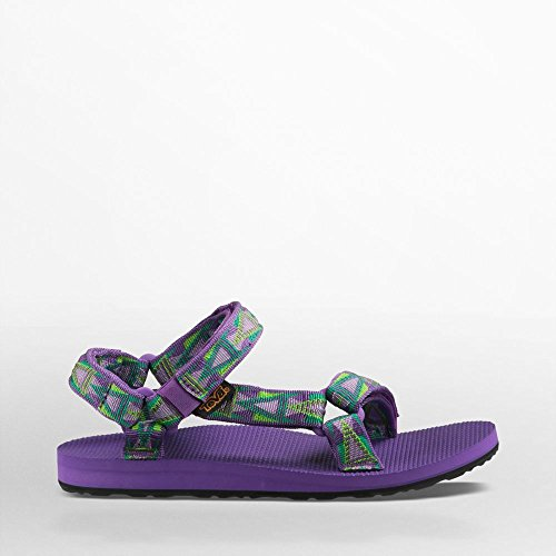 Teva Women's Original Universal Sandal, Mosaic Purple, 9 M US