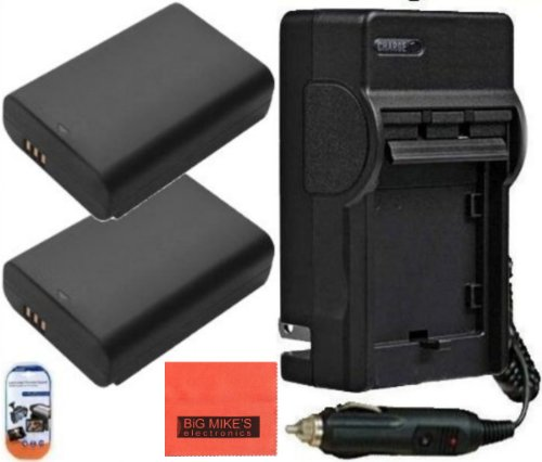 BC-VH1 Battery Charger for InfoLithium W Series Rechargeable Batteries