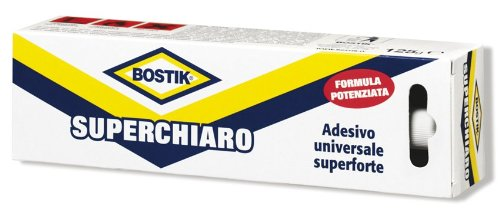 COLLA MASTICE BOSTIK SUPERCHIARO GR. 125.