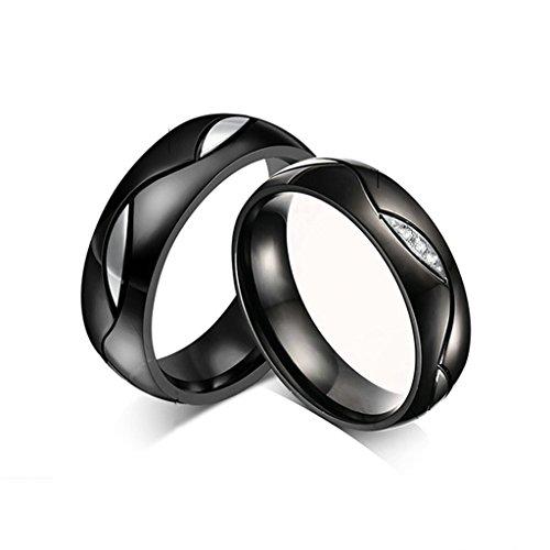 Bague de mariage femme et homme