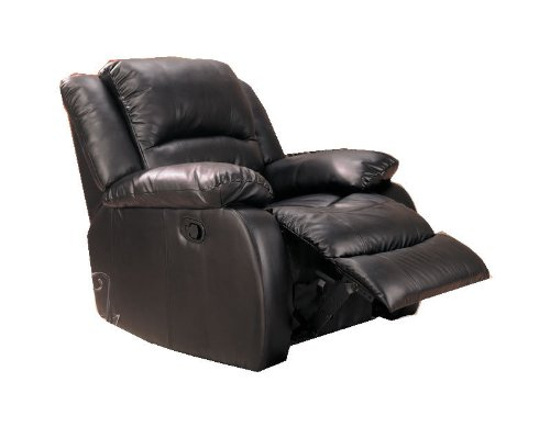 rocker recliner leather