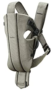 BABYBJORN Original Organic Baby Carrier with Bib