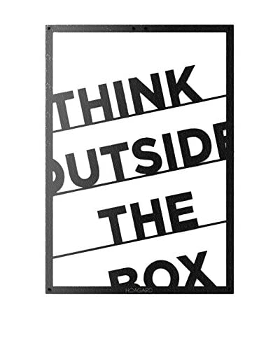 Best Seller Living Decoración Pared Think Outside The Box