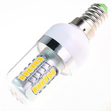 Warm White Led Bulb E14 8W 27Smd5630 2500-3500K 220V