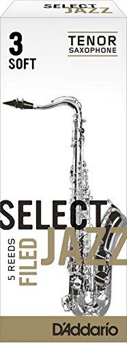 rico-select-jazz-tenor-sax-reeds-filed-strength-3-strength-soft-5-pack