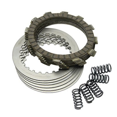 Tusk Clutch Kit With Heavy Duty Springs - Fits: Suzuki LT250R QUADRACER 1987-1992 (Suzuki Lt250r Flywheel compare prices)