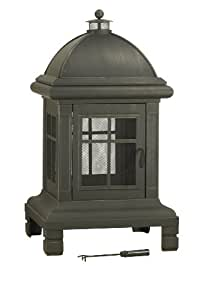 Camelot Black Caldwell Fireplace
