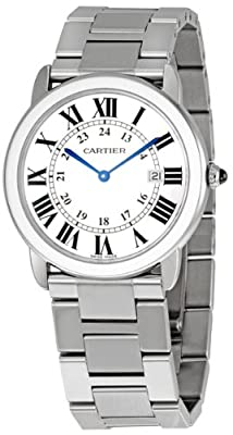 Cartier Rondo Solo Large Watch W6701005 from Cartier