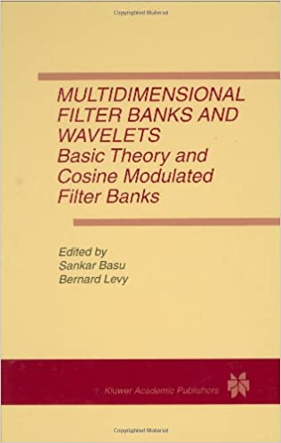 Multidimensional Filter Banks and Wavelets: Basic Theory and Cosine Modulated Filter Banks Reprinted from MULTIDIMENSIONAL AND SIGNAL PROCESS Edition price comparison at Flipkart, Amazon, Crossword, Uread, Bookadda, Landmark, Homeshop18