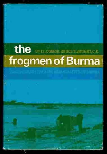 The frogmen of Burma: The story of the Sea Reconnaissance Unit, PDF