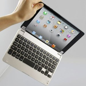 【F.G.S】iPad mini がノートパソコンに変身!iPad mini専用ノートパソコン型キーボードキット F.G.S正規代理品