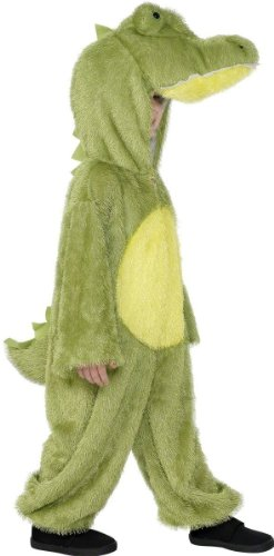Child Crocodile Fancy Dress Costume