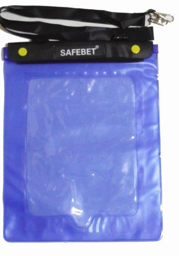首にもかけれる!水中でも使える!防水ケース!iPad/iPadmini/Galaxy/タブレットPC