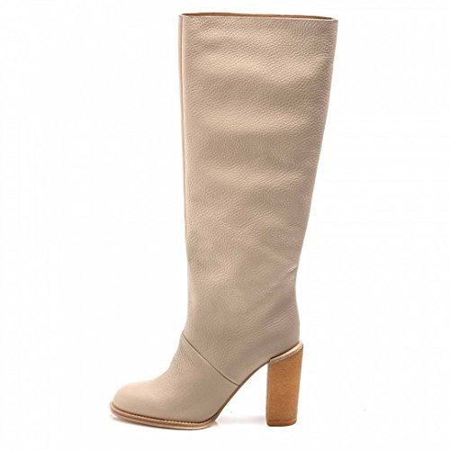 See By Chloè Stivali Africa Calf Taupe 100 mm-39