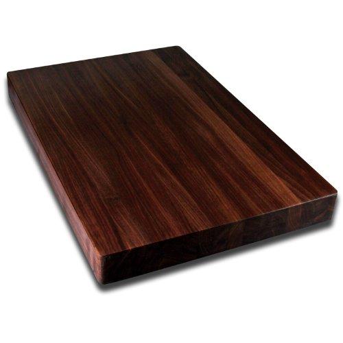 Kobi blocks walnut edge grain butcher block wood cutting