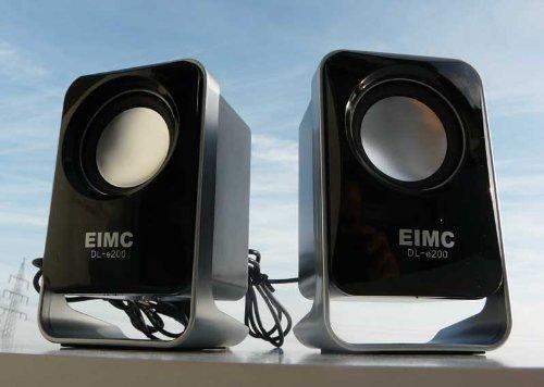 USB Lautsprecher Boxen für Laptop PC MP3 Player DL200