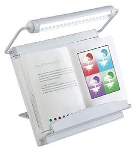 Ottlite LED Reader's HD Bookstand Lite BookstandLite - White