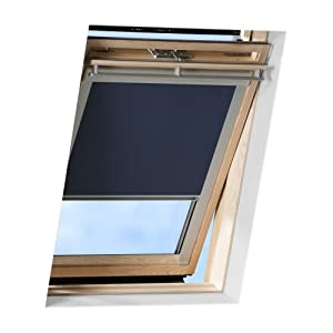 victoria m dachfensterrollo passend f r velux dachfenster. Black Bedroom Furniture Sets. Home Design Ideas
